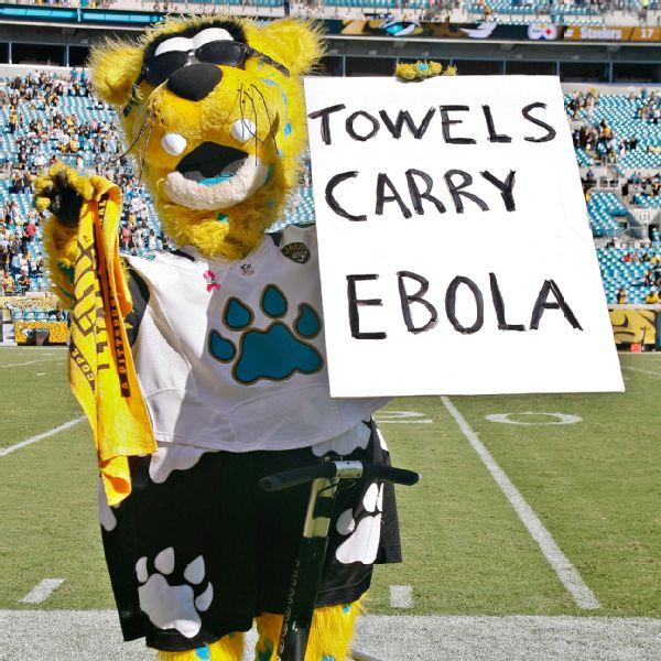 Jacksonville Jaguars Mascot Loses Bet Tries - image 8